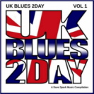 Various Artists - UK blues 2 Day